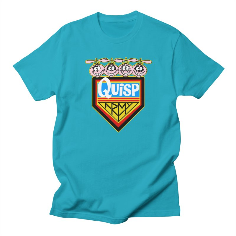 Quisp Army Women's Unisex T-Shirt by SavageMonsters's Artist Shop