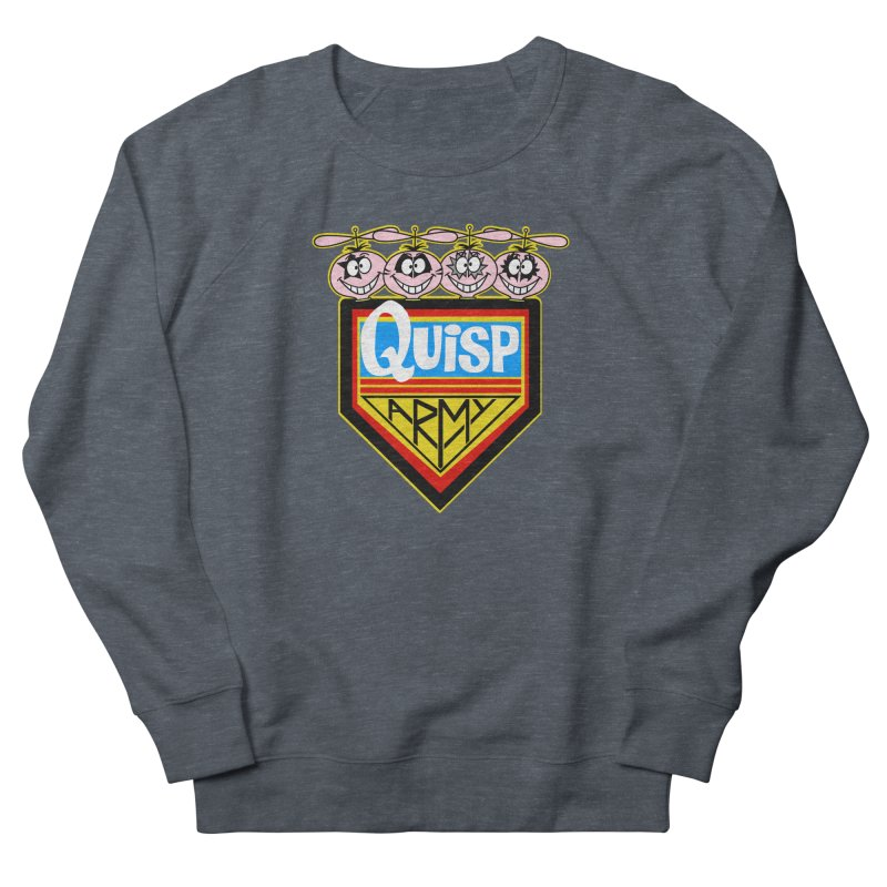 Quisp Army Women's Sweatshirt by SavageMonsters's Artist Shop
