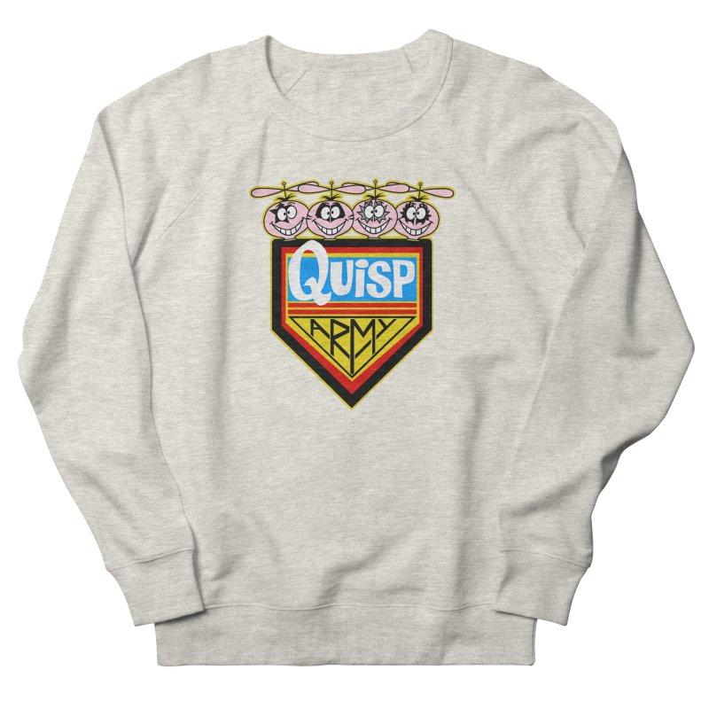 Quisp Army Women's Sweatshirt by SavageMonsters's Artist Shop