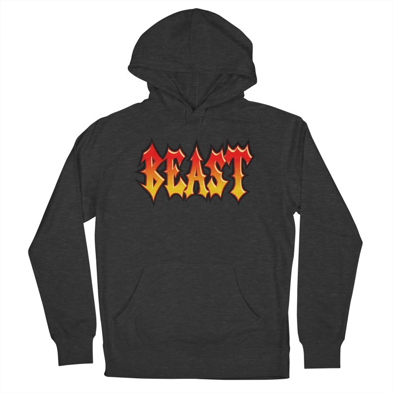 BEAST Women's Pullover Hoody by SavageMonsters's Artist Shop