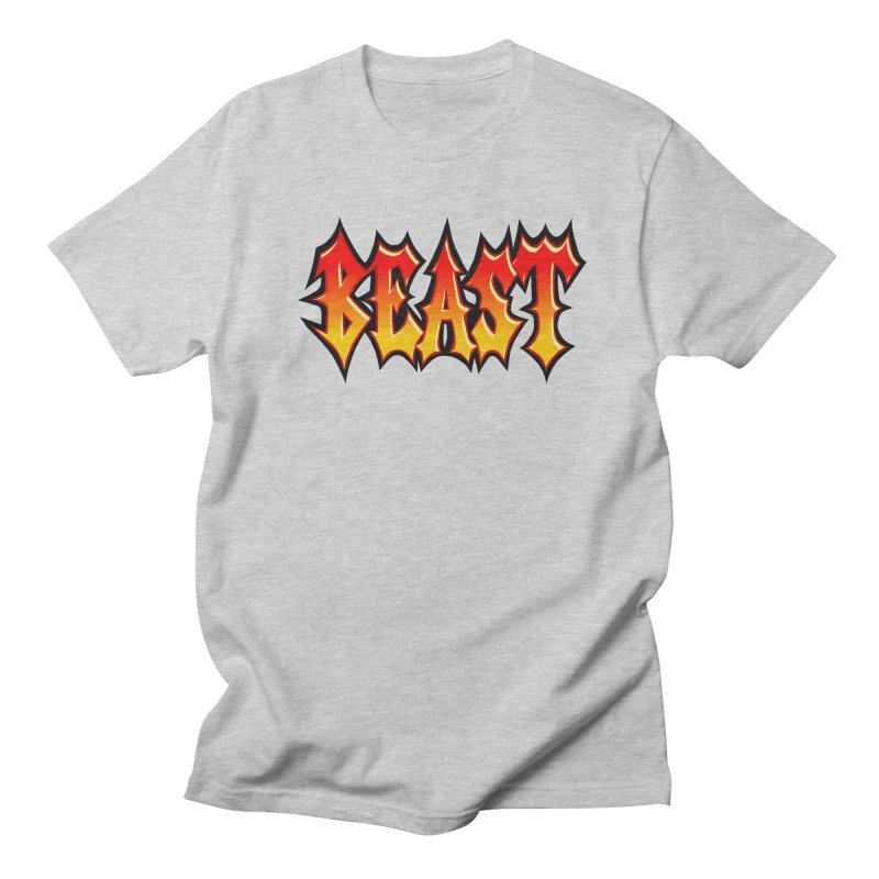 BEAST Women's Unisex T-Shirt by SavageMonsters's Artist Shop