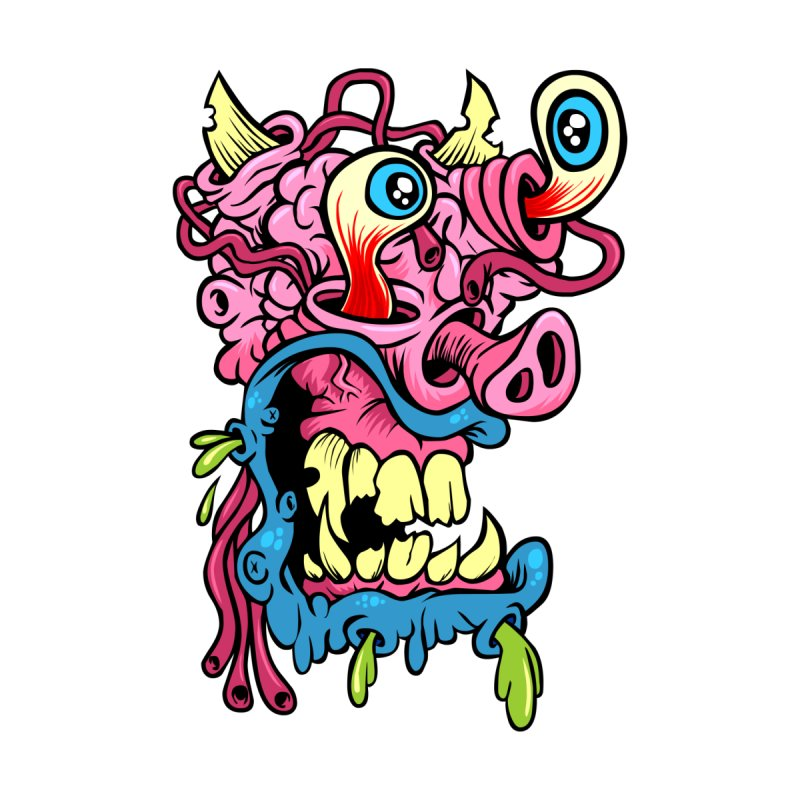 Gnarly Charlie by SavageMonsters's Artist Shop