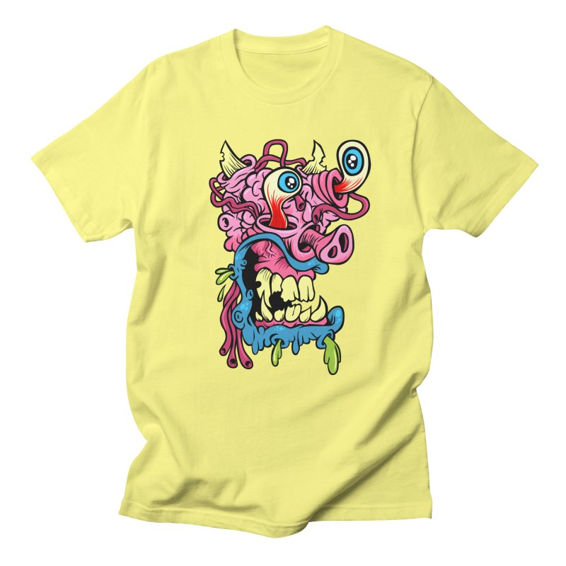 Gnarly Charlie Women's Unisex T-Shirt by SavageMonsters's Artist Shop