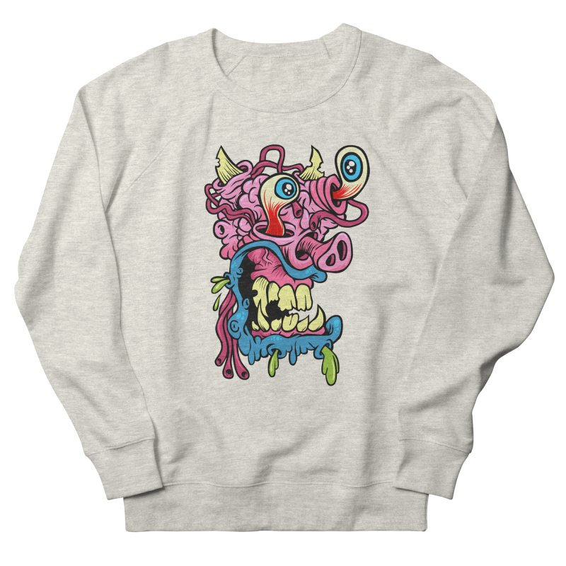 Gnarly Charlie Women's Sweatshirt by SavageMonsters's Artist Shop