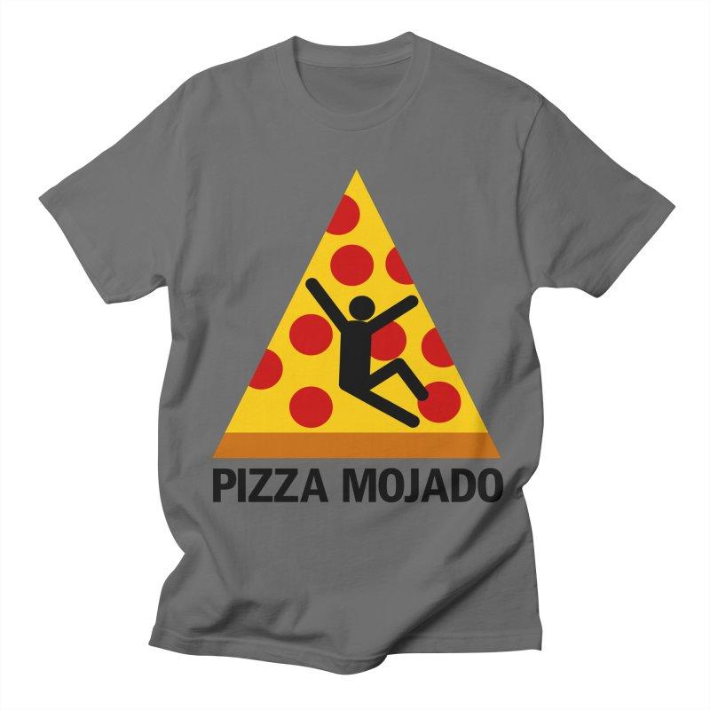 Pizza Mojado Women's Unisex T-Shirt by SavageMonsters's Artist Shop