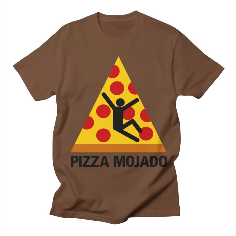 Pizza Mojado Women's Unisex T-Shirt by SavageMonsters's Artist Shop