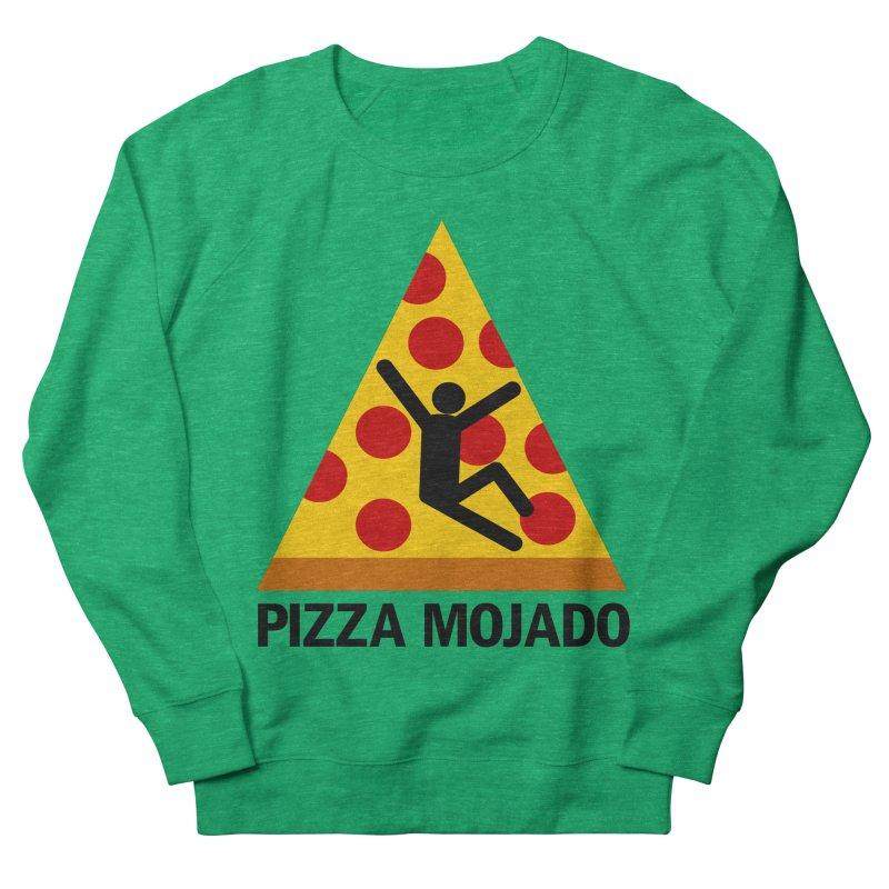 Pizza Mojado Women's Sweatshirt by SavageMonsters's Artist Shop