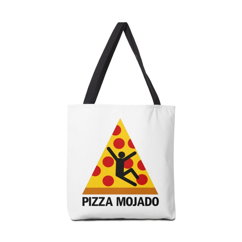 Pizza Mojado Accessories Bag by SavageMonsters's Artist Shop