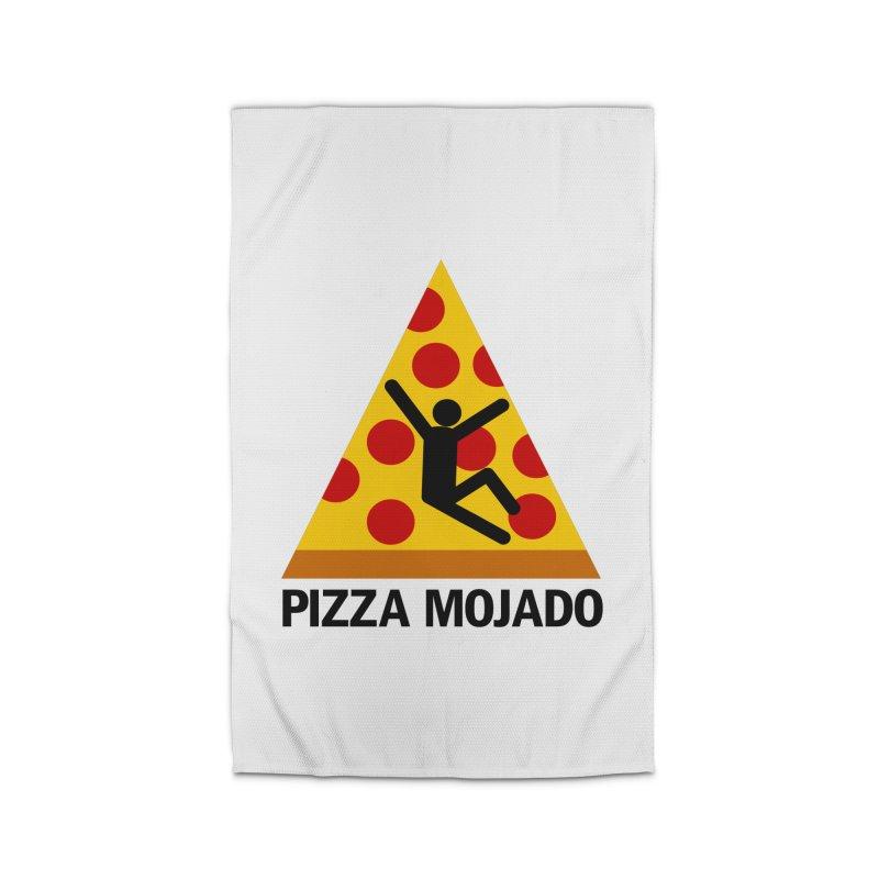 Pizza Mojado Home Rug by SavageMonsters's Artist Shop
