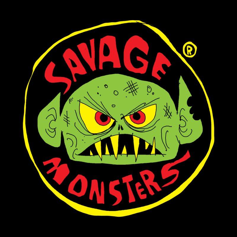Bootleg Savage Monsters Logo by SavageMonsters's Artist Shop