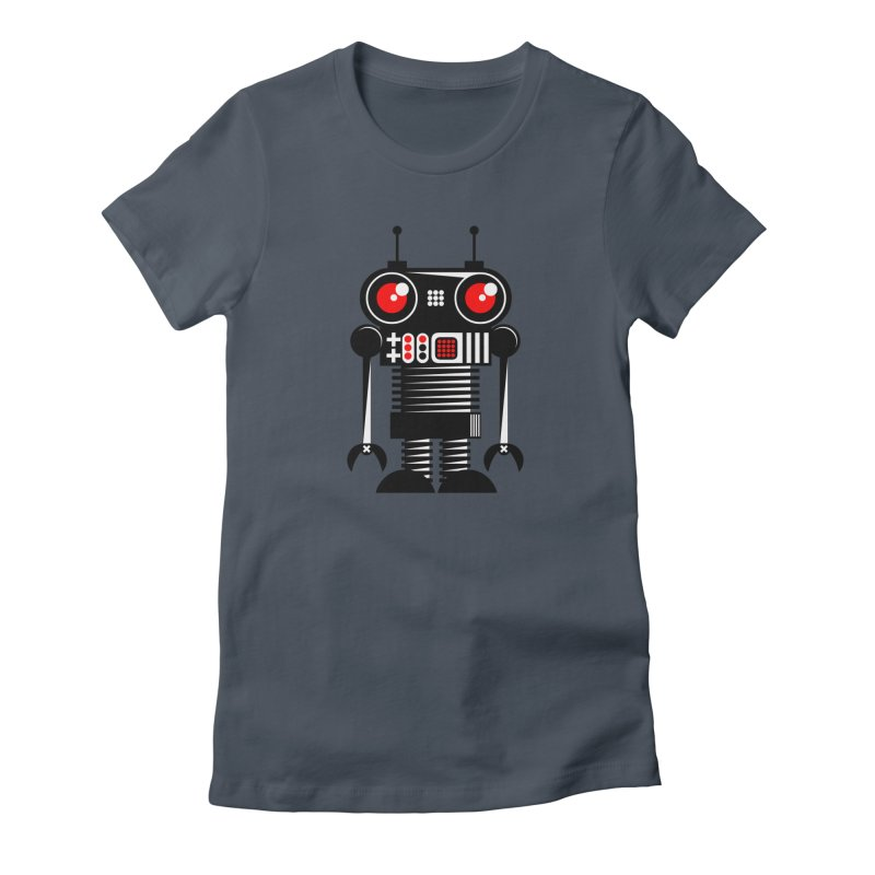 Robot 001 Women's Lounge Pants by SavageMonsters's Artist Shop