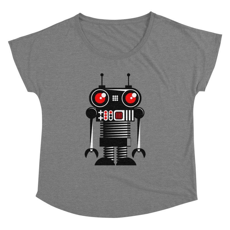 Robot 001 Women's Dolman by SavageMonsters's Artist Shop