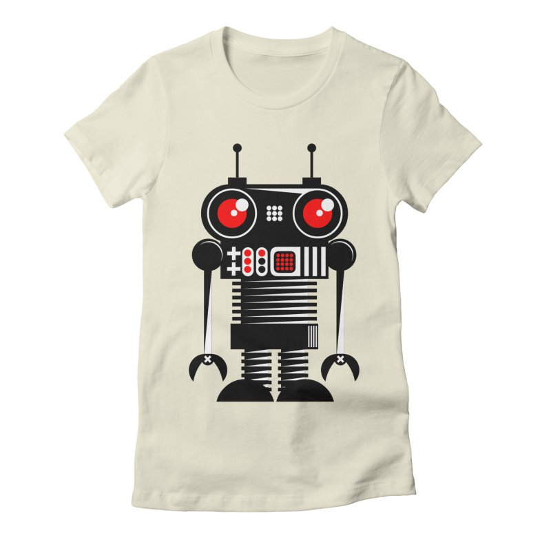 Robot 001   by SavageMonsters's Artist Shop