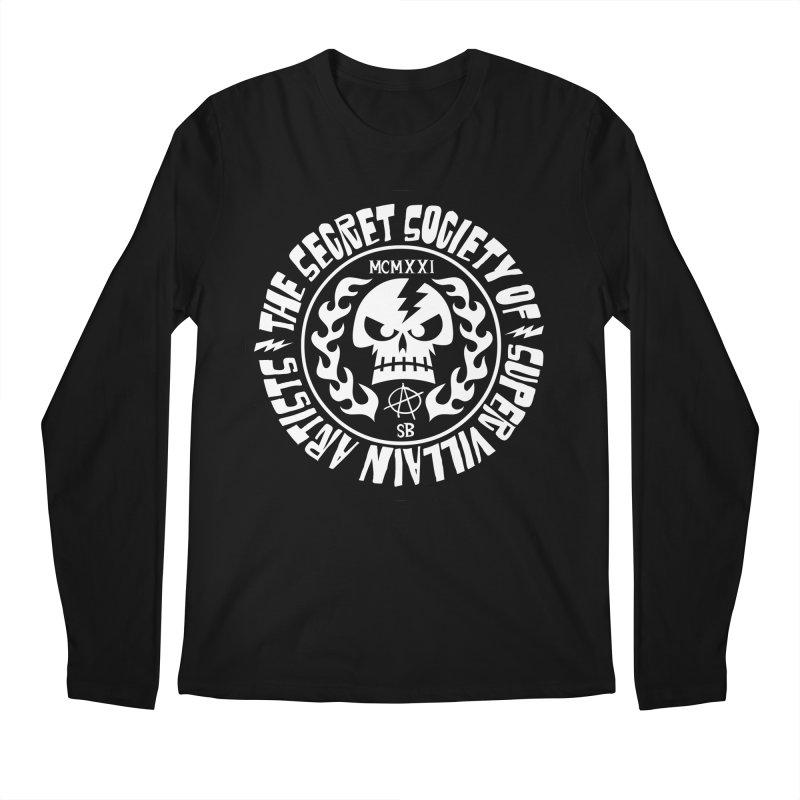 Savage SSOSVA Men's Regular Longsleeve T-Shirt by SavageMonsters's Artist Shop