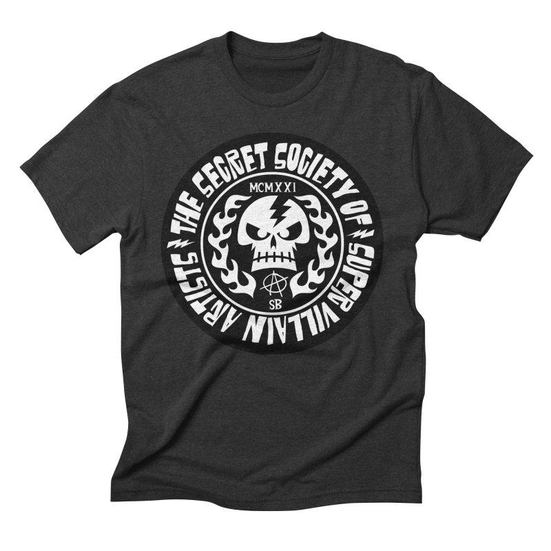 Savage SSOSVA Men's Triblend T-Shirt by SavageMonsters's Artist Shop
