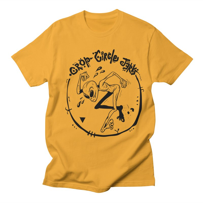 Crop Circle Jerks Women's Unisex T-Shirt by SavageMonsters's Artist Shop