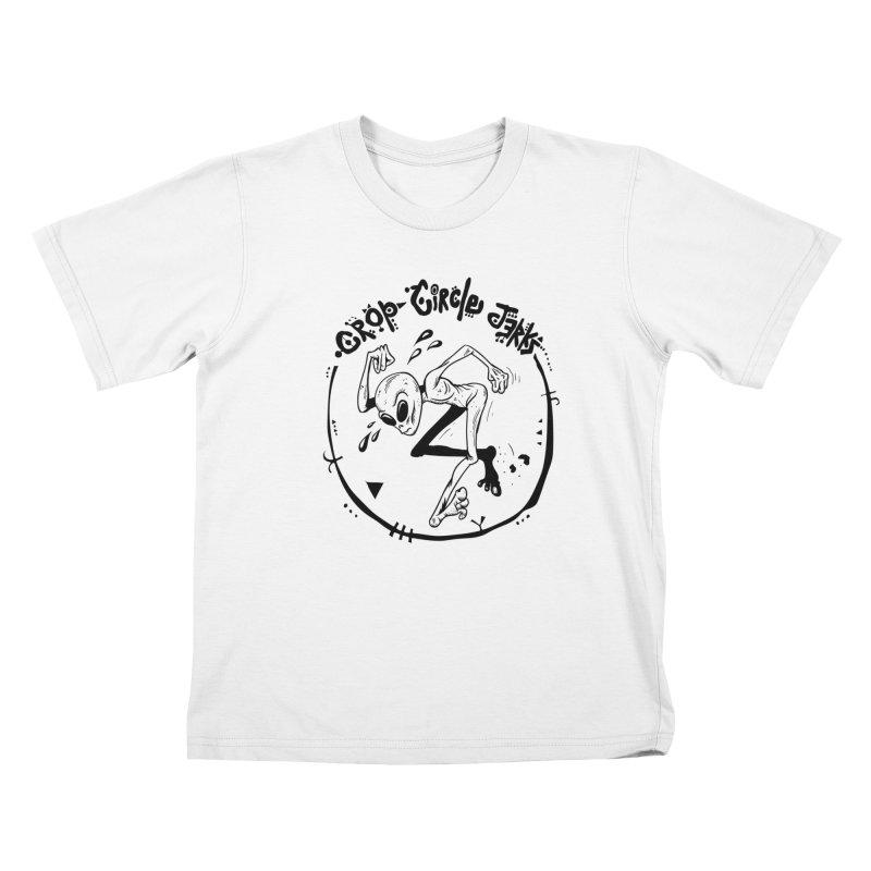 Crop Circle Jerks Kids Toddler T-Shirt by SavageMonsters's Artist Shop