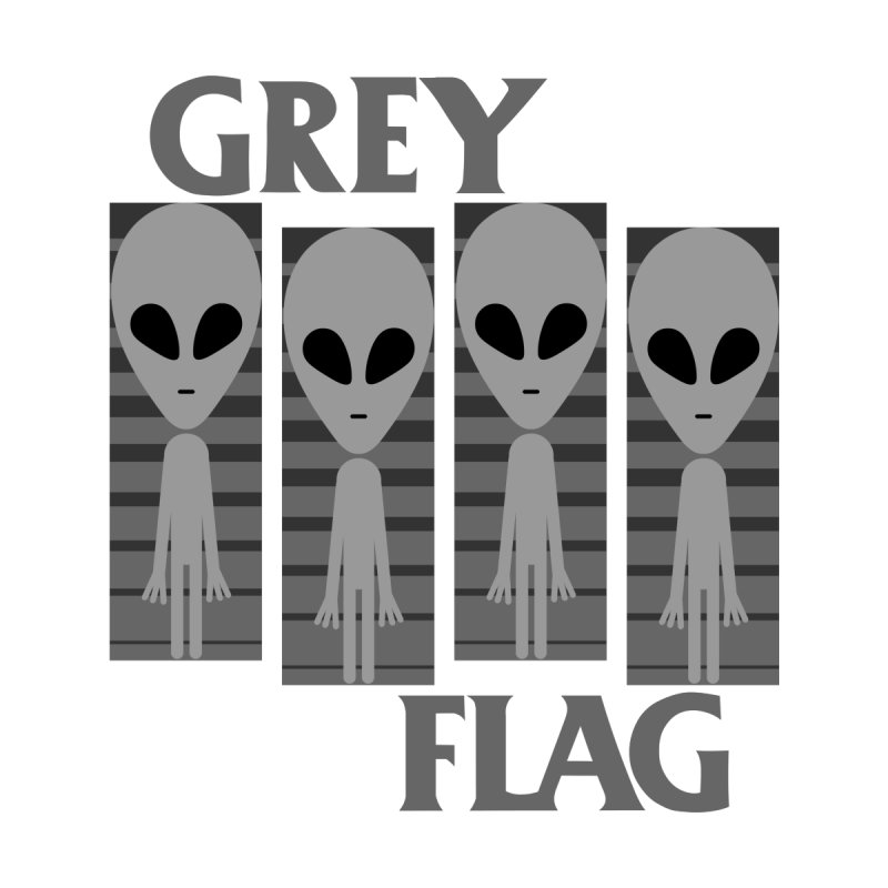 GREY FLAG by SavageMonsters's Artist Shop