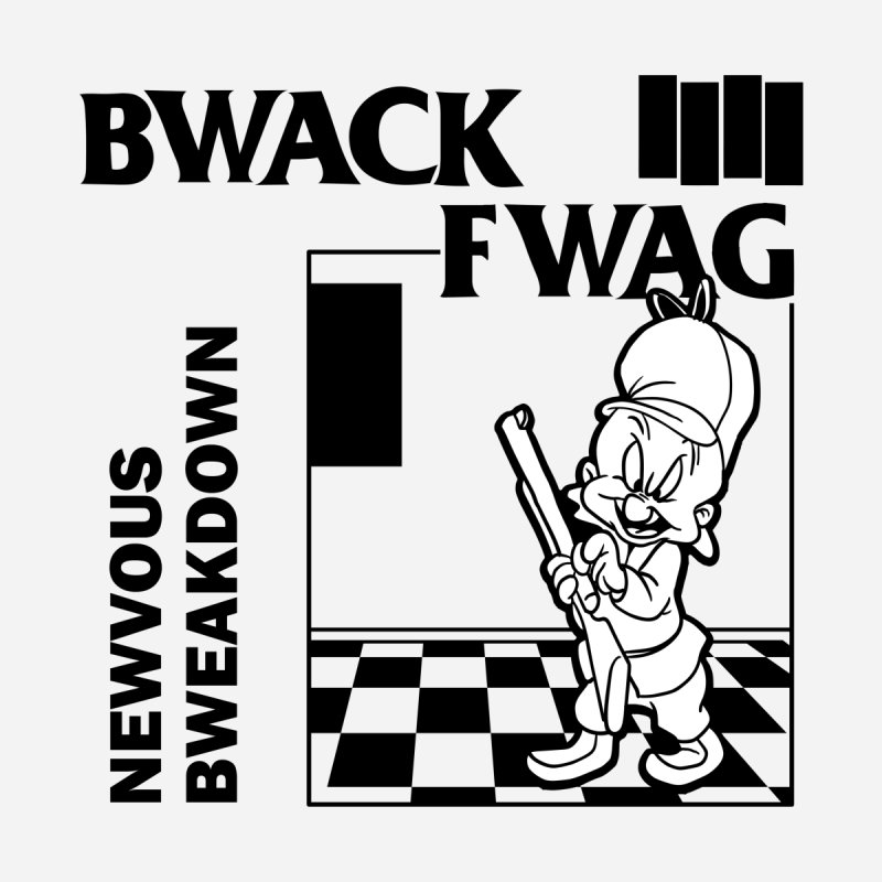 Bwack Fwag by SavageMonsters's Artist Shop