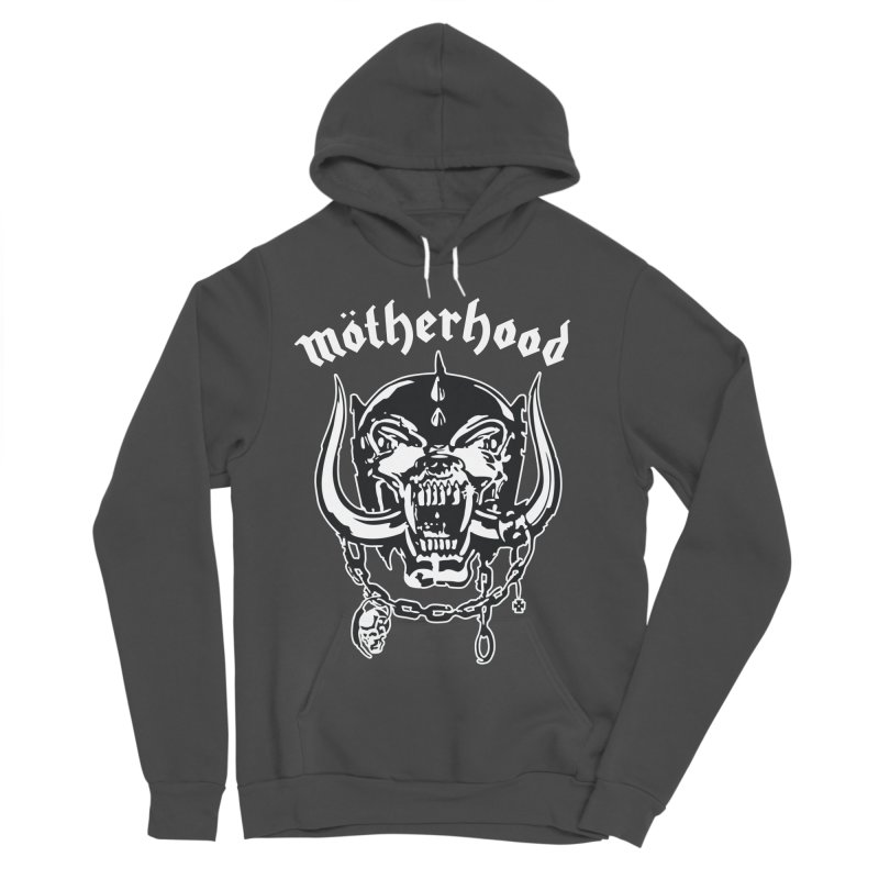 Mötherhood Women's Sponge Fleece Pullover Hoody by SavageMonsters's Artist Shop