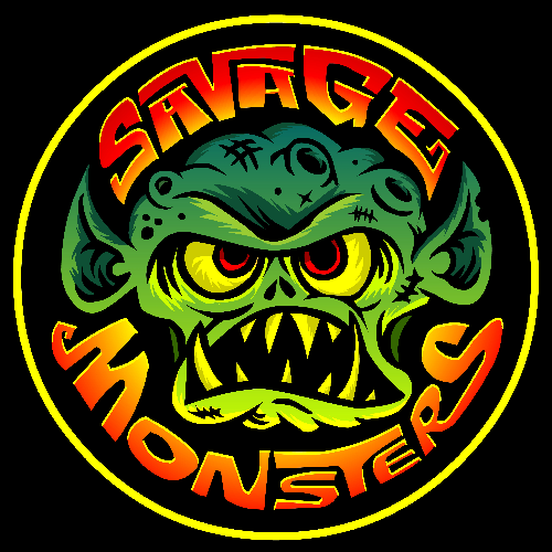 SavageMonsters's Artist Shop Logo