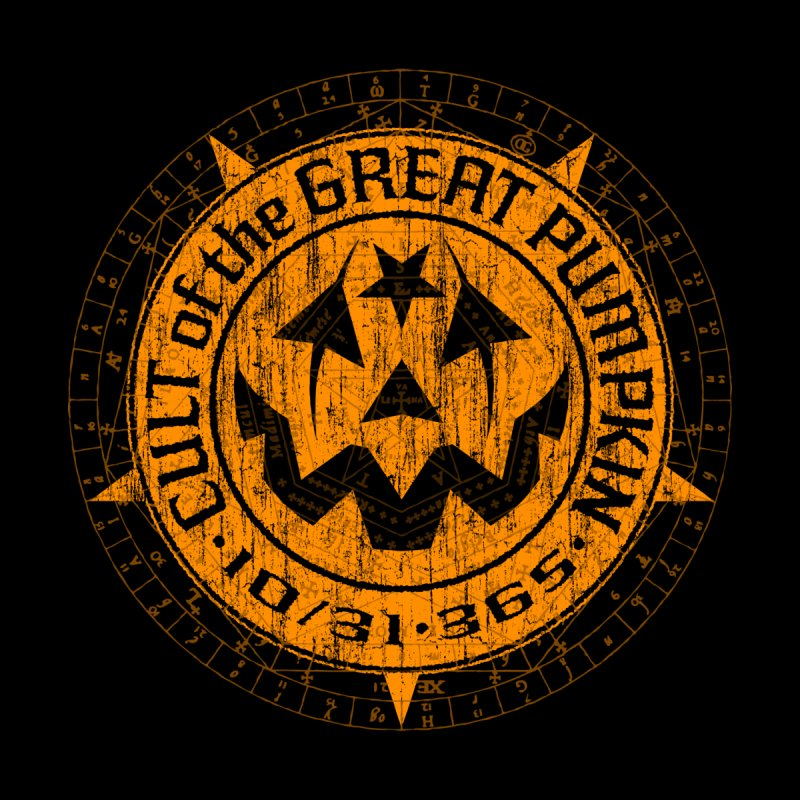 Cult of the Great Pumpkin: Alchemy Logo by The Dark Art of Chad Savage