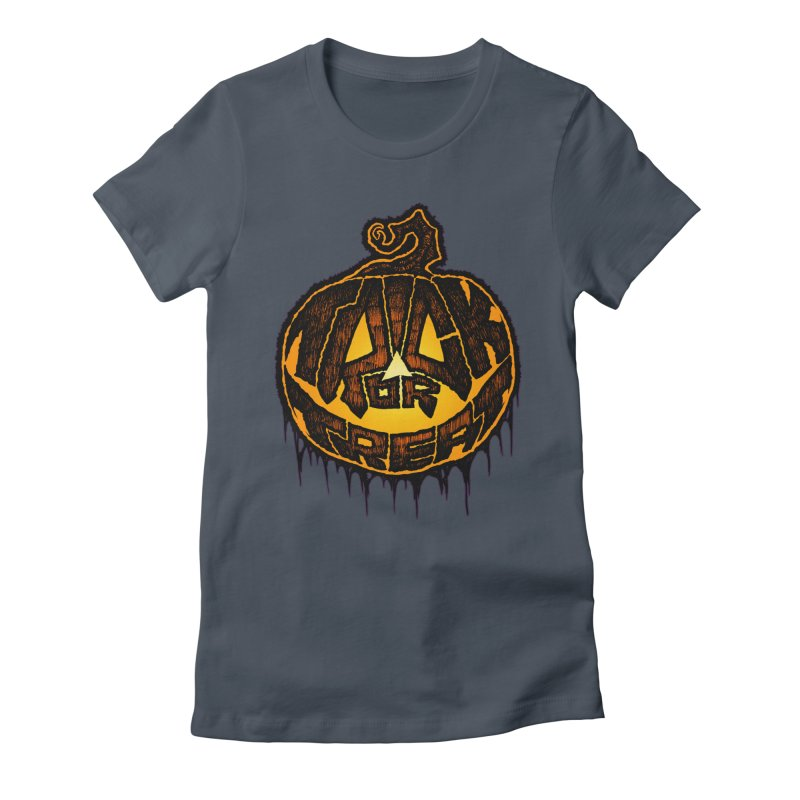 Trick or Treat Women's T-Shirt by The Dark Art of Chad Savage