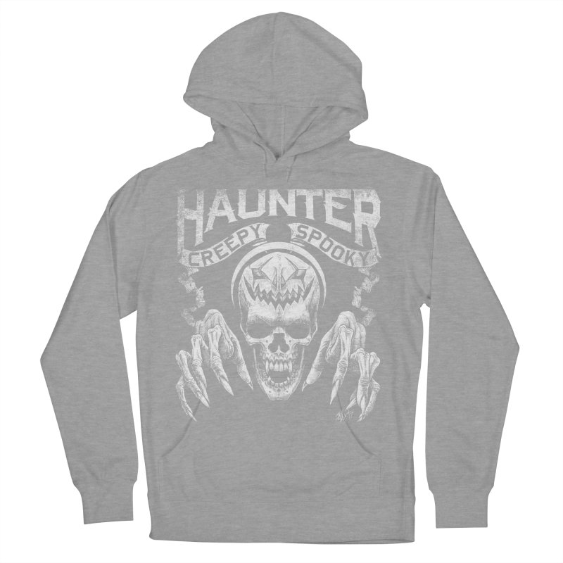 HAUNTER Women's Pullover Hoody by The Dark Art of Chad Savage