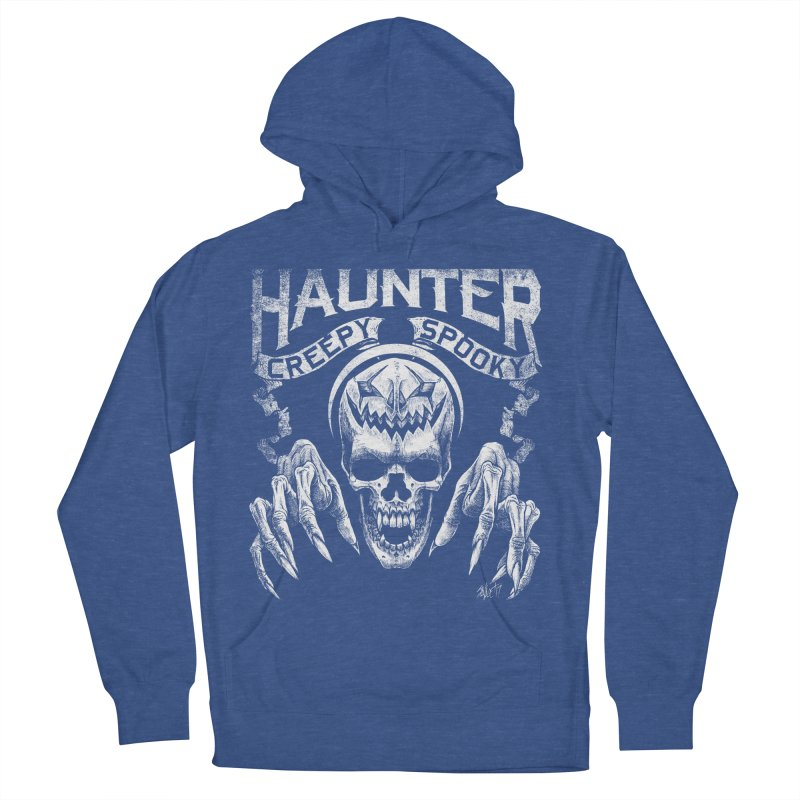 HAUNTER Men's Pullover Hoody by The Dark Art of Chad Savage