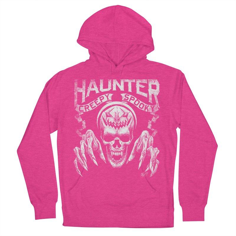 HAUNTER Men's Pullover Hoody by The Dark Art of Chad Savage
