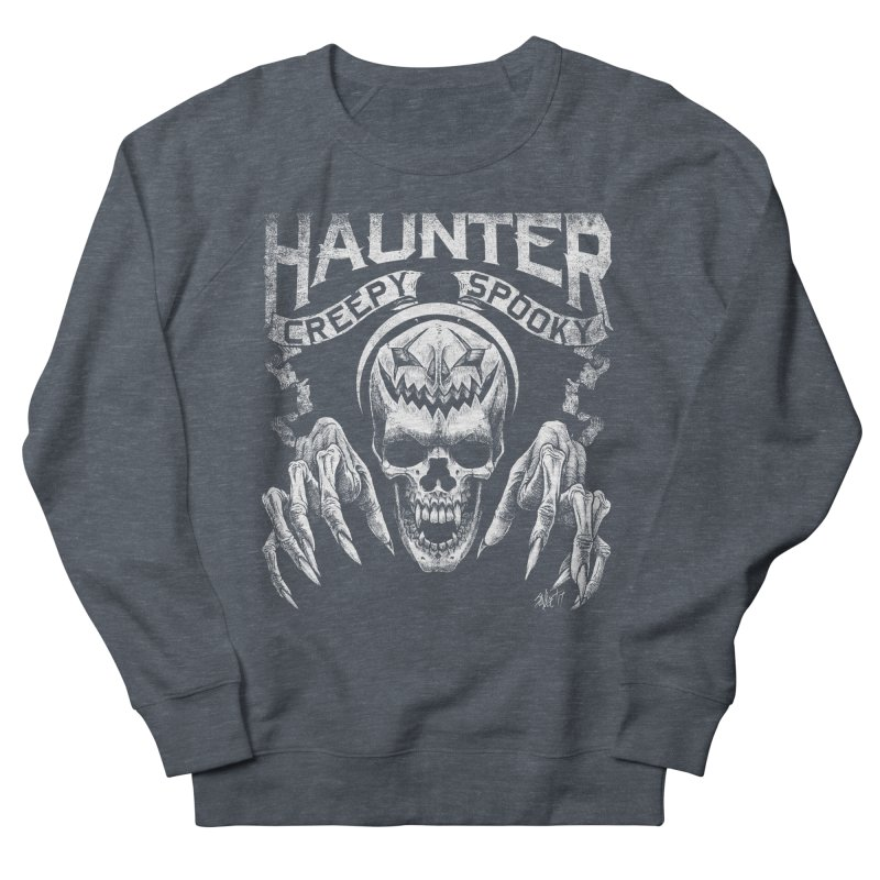 HAUNTER Women's Sweatshirt by The Dark Art of Chad Savage