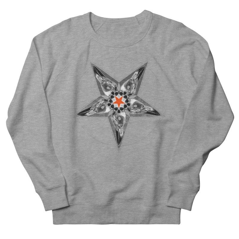 Corvus Pentacle Women's Sweatshirt by The Dark Art of Chad Savage