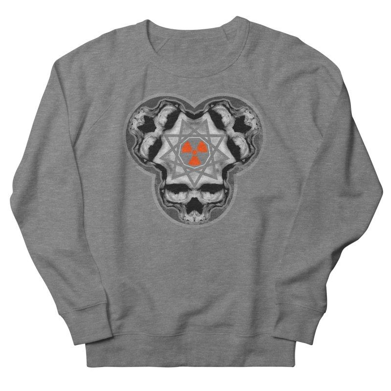 Enneagram Skull Women's Sweatshirt by The Dark Art of Chad Savage