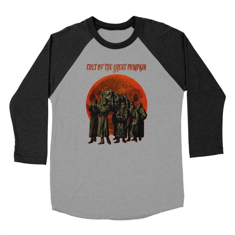 Cult of the Great Pumpkin: Pallbearers Women's Longsleeve T-Shirt by The Dark Art of Chad Savage