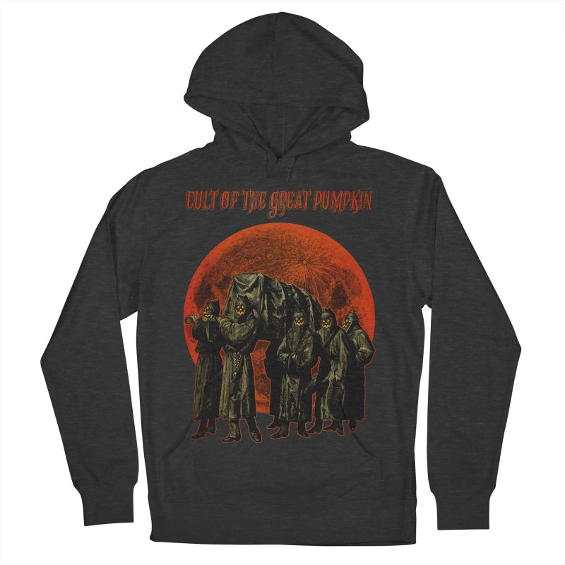 Cult of the Great Pumpkin: Pallbearers Women's Pullover Hoody by The Dark Art of Chad Savage