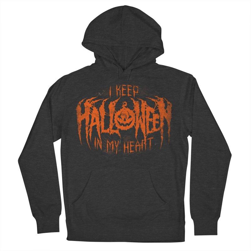 I Keep Halloween In My Heart   by The Dark Art of Chad Savage