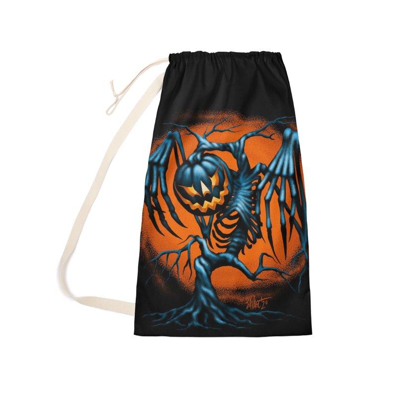 Tricker Tree Accessories Bag by The Dark Art of Chad Savage