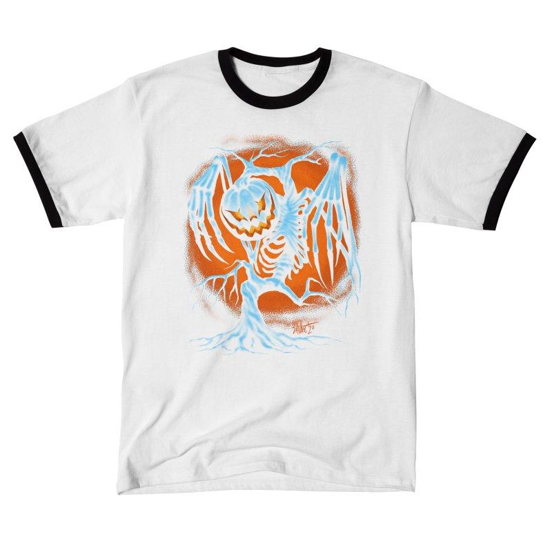 Tricker Tree Men's T-Shirt by The Dark Art of Chad Savage