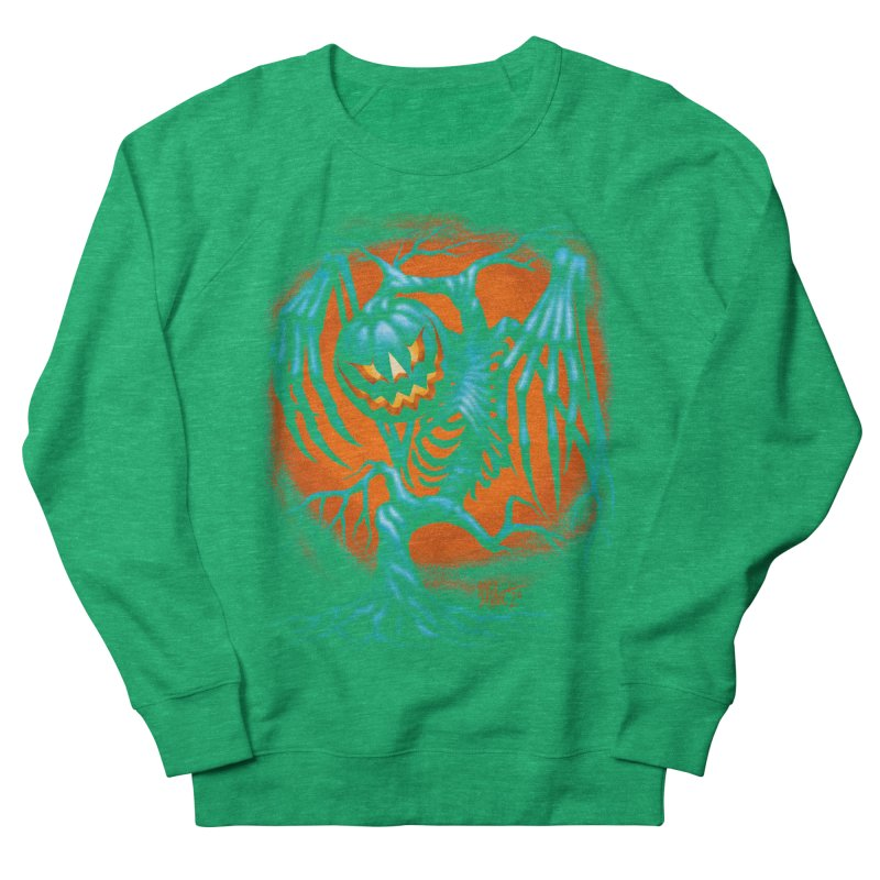 Tricker Tree Women's Sweatshirt by The Dark Art of Chad Savage