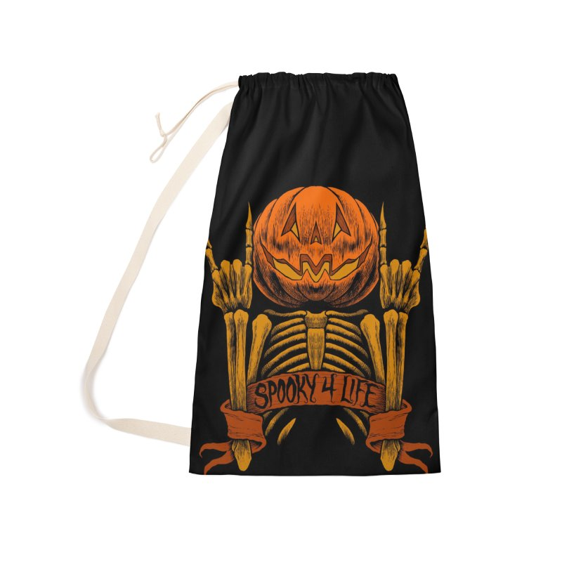 Spooky 4 Life Accessories Bag by The Dark Art of Chad Savage