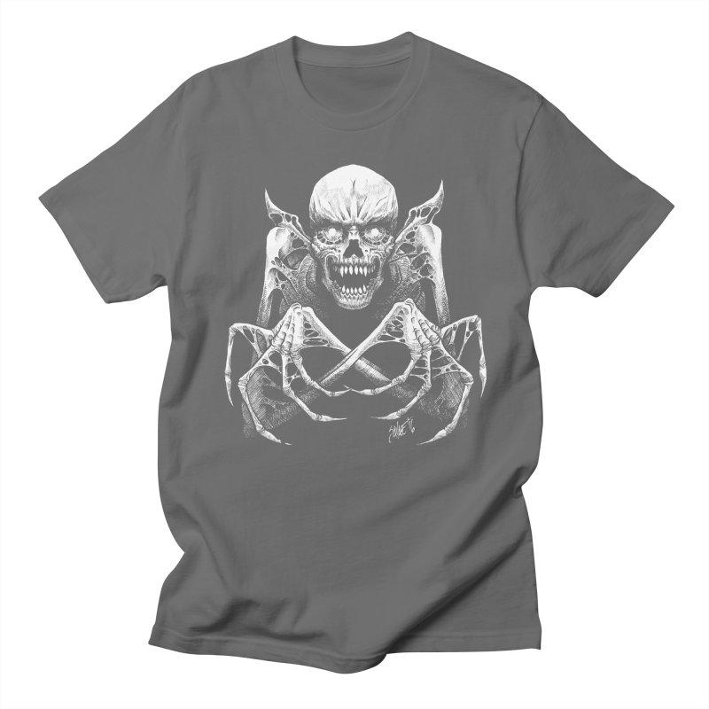 Necromancer Men's T-Shirt by The Dark Art of Chad Savage