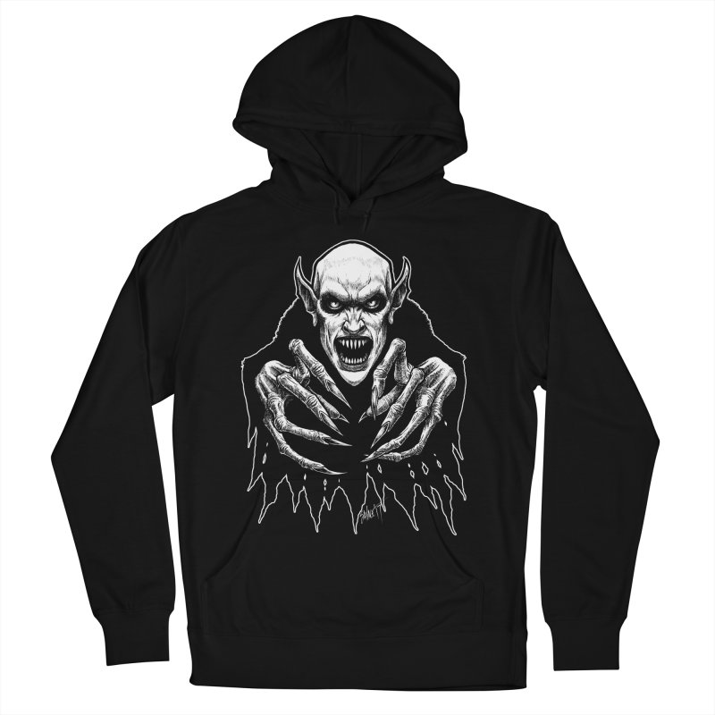 Nosfera-tude Men's Pullover Hoody by The Dark Art of Chad Savage