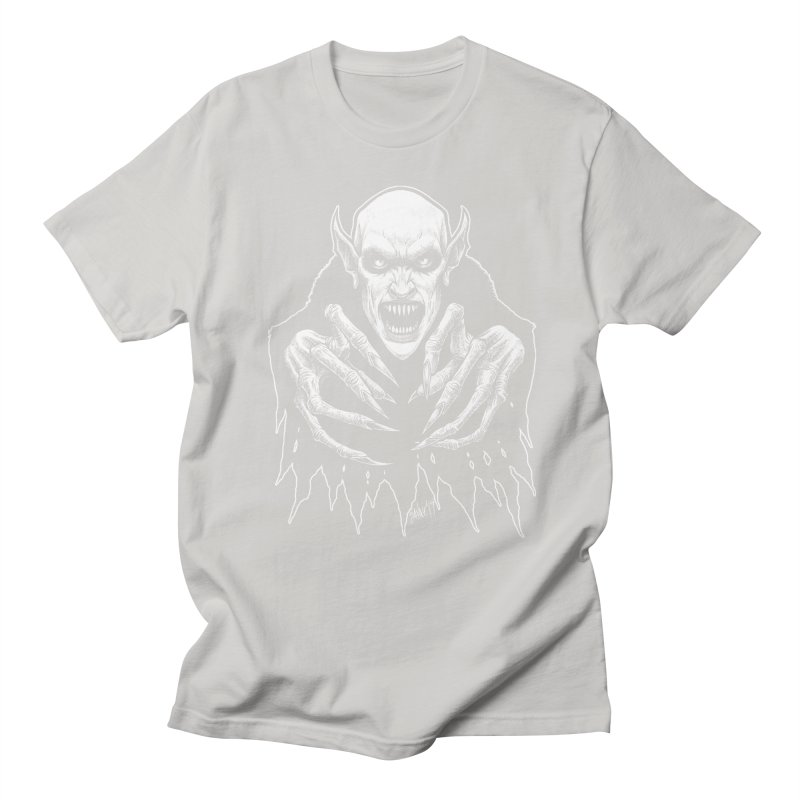 Nosfera-tude Women's Unisex T-Shirt by The Dark Art of Chad Savage