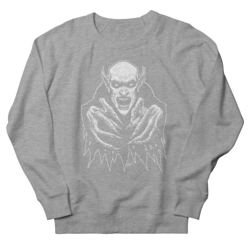 Nosfera-tude Women's Sweatshirt by The Dark Art of Chad Savage
