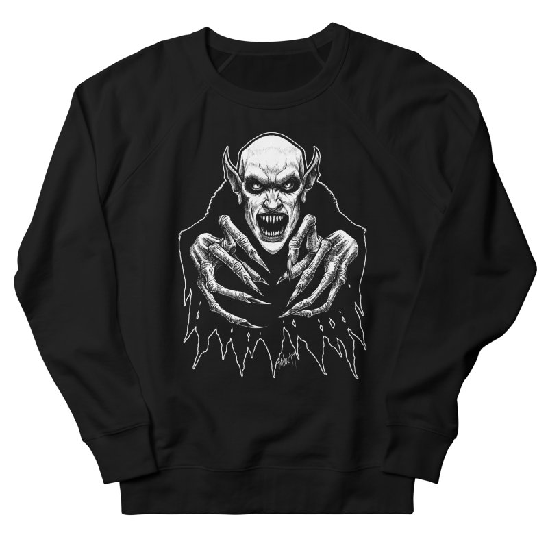 Nosfera-tude Women's Sweatshirt by The Dark Art of Chad Savage