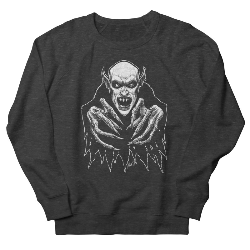 Nosfera-tude Men's Sweatshirt by The Dark Art of Chad Savage