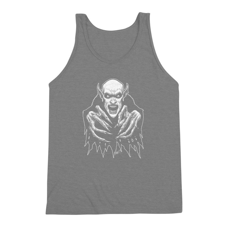 Nosfera-tude Men's Triblend Tank by The Dark Art of Chad Savage