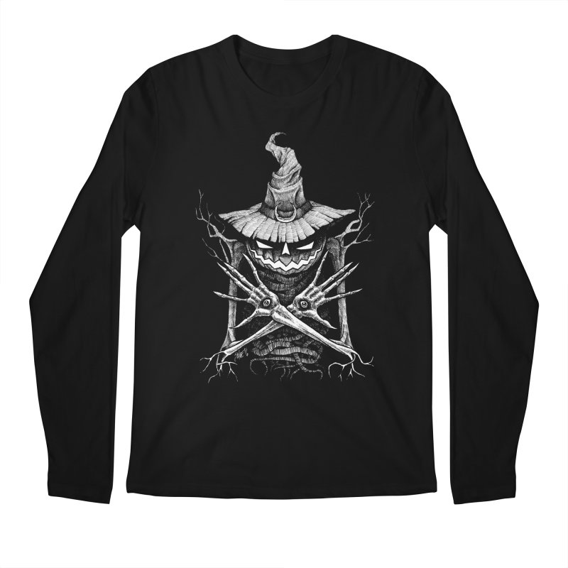 Summoner Men's Regular Longsleeve T-Shirt by The Dark Art of Chad Savage