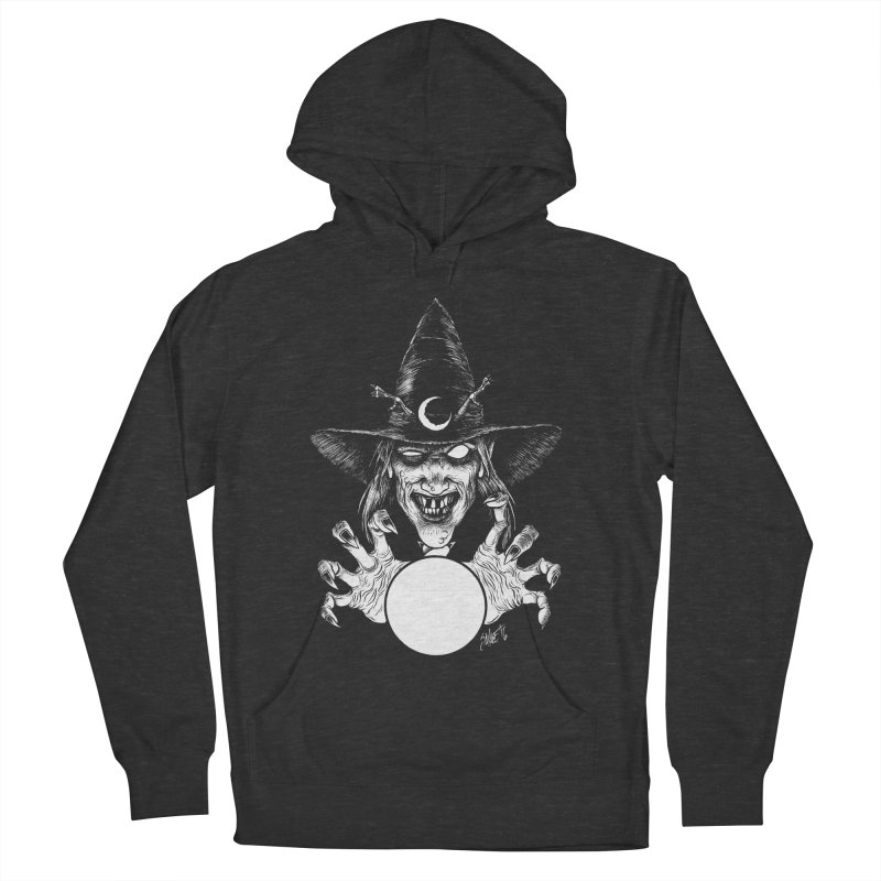 Thaumaturge Men's French Terry Pullover Hoody by The Dark Art of Chad Savage