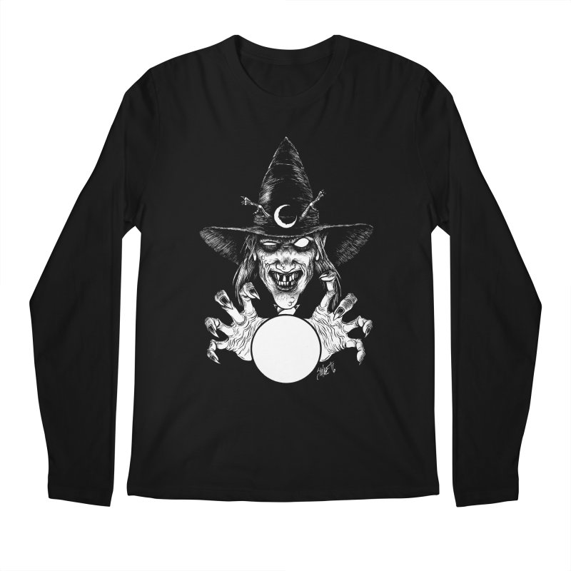 Thaumaturge Men's Regular Longsleeve T-Shirt by The Dark Art of Chad Savage